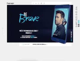 Honor - Be Brave - Honor - 2016